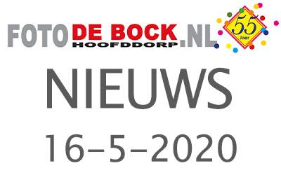 Foto de Bock NIEUWS 16-5-2020