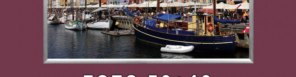 Foto 30x40 inlcusief lijst voor 9.95 euro