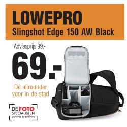 Lowepro Singleshot Edge 150 AW black