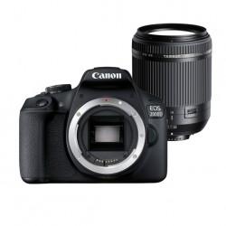 Canon EOS 2000D Tamron 18-200mm