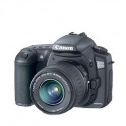 Occasion: Canon EOS 20D  18-55 EFS