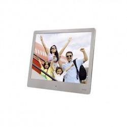 Hama Digitale fotolijst 9,7 inch Zilver