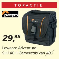 Lowepro Adventura SH140 II