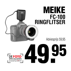Meika FL-100 ringfliser