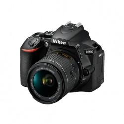 Nikon D5600 + 18-55p