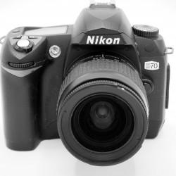 Occasion: Nikon D70s 28-80mm