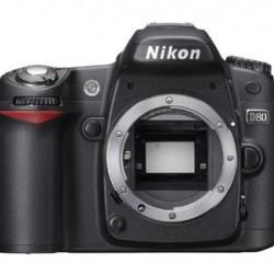Occasion: Nikon D80 body