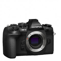 Olympus OM-D E-M1Mark II zwart  body
