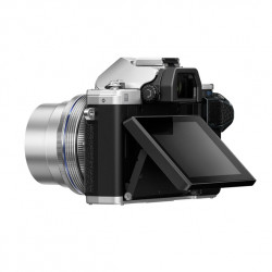 Olympus OM-D E-M10 Mark III (zilver) + 14-42 EZ + 40-150mm