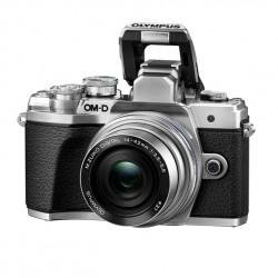 Olympus OM-D E-M10 Mark III (zilver) + 12-200mm