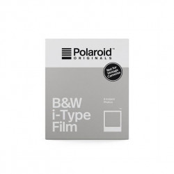 Polaroid i-Type film zwart/wit