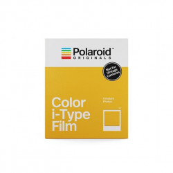 Polaroid i-Type film kleur