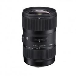 Sigma 18-35mm F1.8 DC HSM Art voor Canon
