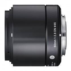 Sigma 60mm F2.8 DN Art (zwart) voor Micro FourThirds