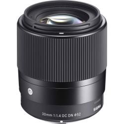 Sigma 30mm f/1.4 DC DN Contemporary Sony NEX objectief