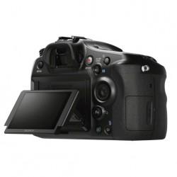 Sony A68 + 18-55mm SAM II lens zwart (ILCA68K)