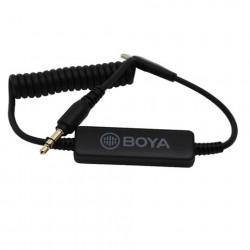 Boya 3,5mm TRS naar USB C