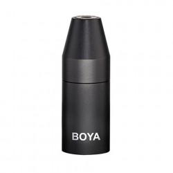 Boya 3,5mm TRS naar XLR Adapter 35C-XLR