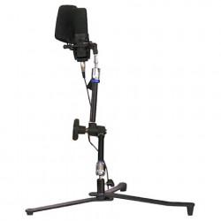 Boya Grootmembraan Condensator Microfoon BY-M1000 Kit