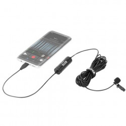 Boya Lavalier Microfoon BY-DM2 voor Android