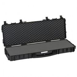 Explorer Cases 11413 Koffer Zwart met Plukschuim