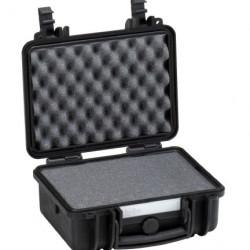 Explorer Cases 2712 Koffer Zwart met Plukschuim