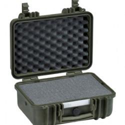 Explorer Cases 3317 Koffer Groen met Plukschuim