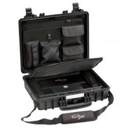 Explorer Cases 4412 Koffer Zwart met Laptop Tas
