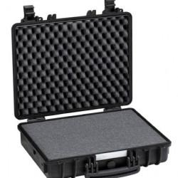 Explorer Cases 4412 Koffer Zwart met Plukschuim