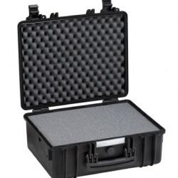 Explorer Cases 4419 Koffer Zwart met Plukschuim