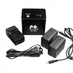 Falcon Eyes Accupack MV-AD2 voor DVR-620D/LP-DB1000U/SG100