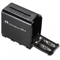 Falcon Eyes Batterij Houder BB-06