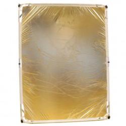 Falcon Eyes Flag Panel CR-B1520GW Goud/Wit 150x200cm