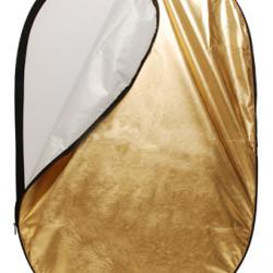 Falcon Eyes Reflectiescherm 5 in 1 RRK-4066SLG 102x168 cm