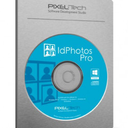 IdPhotos Pro Pasfoto Software