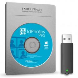 IdPhotos Pro Pasfoto Software op Dongel