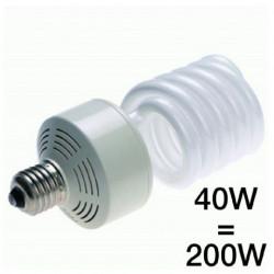 Linkstar Daglicht Spiraallamp E27 40W