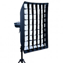 Linkstar Softbox 90x120 cm + Honingraat LQA-SB90120HC