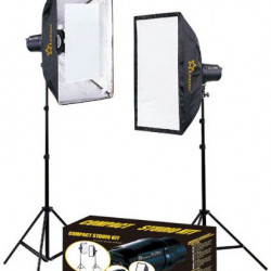 Linkstar Studioflitsset DLK-2350D Digitaal