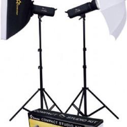 Linkstar Studioflitsset LFK-500D Digitaal