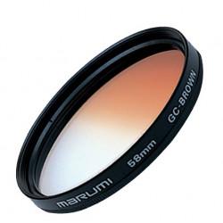 Marumi Kleurverloop Filter Bruin 52 mm