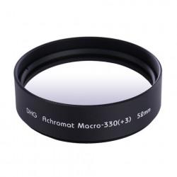Marumi Macro Achro 330 + 3 Filter DHG 52 mm
