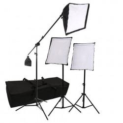 StudioKing Daglicht Set SB03 3x135W