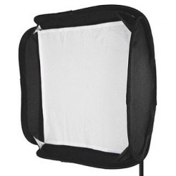 StudioKing Quick-fit Softbox SBE60 60x60 cm
