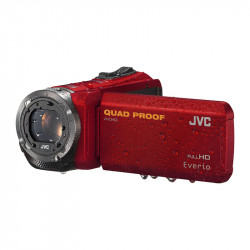 JVC GZ-R315 rood