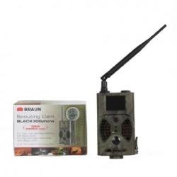 Braun Wildcamera Black300phone
