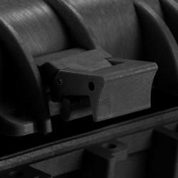 Explorer Cases 4419 Koffer Zwart met Tas voor Drone Parrot