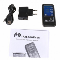 Falcon Eyes LED Afstandsbediening RC-3T