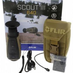 FLIR Scout III 640 Warmtebeeldcamera