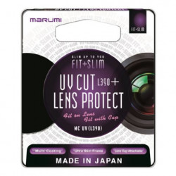 Marumi Slim Fit UV Filter 62 mm